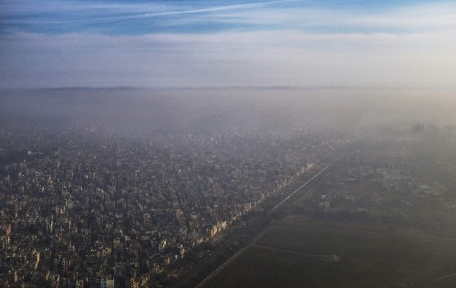 22 of the world's most polluted cities are in India