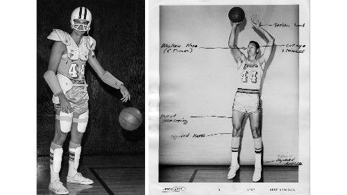 From the Archives: Protection for Jerry West
