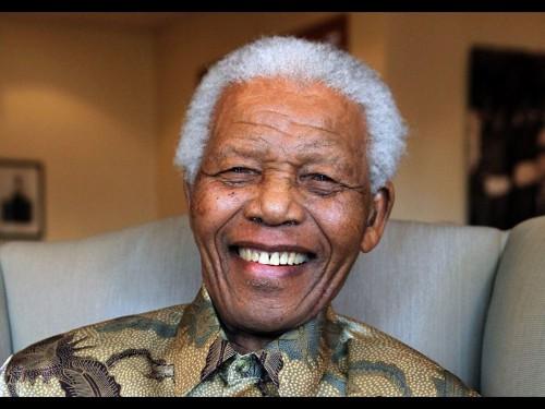 Portraying Nelson Mandela hits close to home for Idris Elba