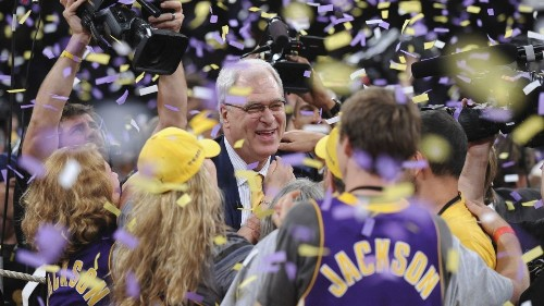 Lakers need to pay tribute to their coaching greats at Staples Center