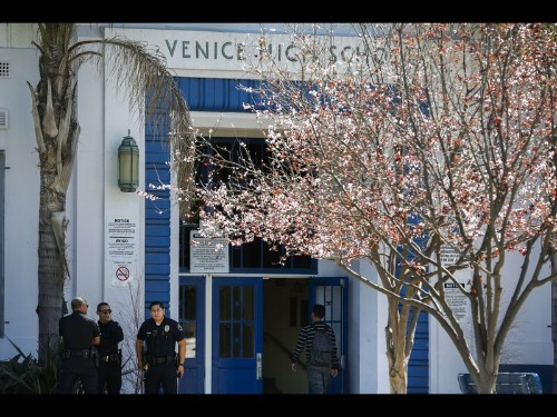 14 boys accused of sex crimes at Venice High; police find photos of sex acts