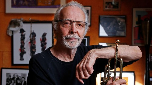 Trumpeter Herb Alpert: 'The guys that are in control are not honoring the arts'