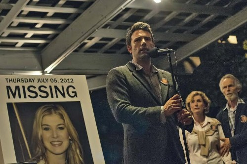 Ben Affleck in first image from David Fincher's 'Gone Girl'