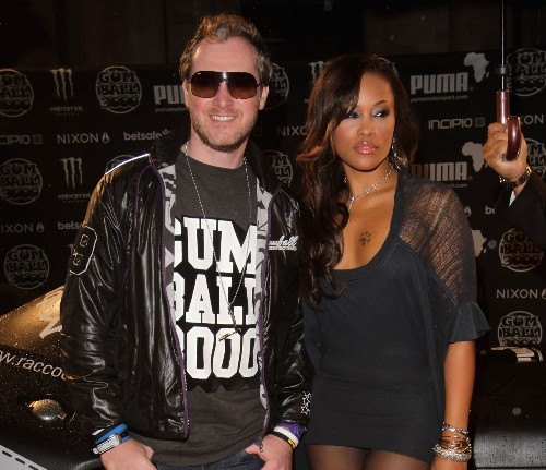 Rapper Eve marries Gumball 3000's Maximillion Cooper in Spain - Los Angeles Times