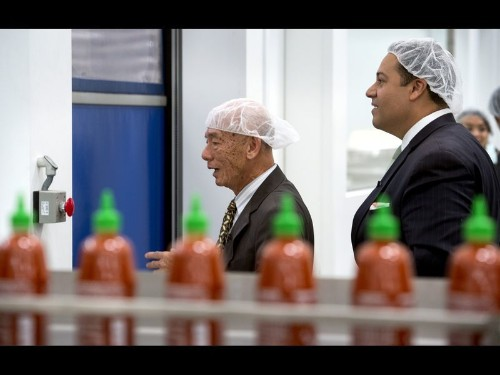 Sriracha plant's possible move out of Irwindale called 'very extreme'