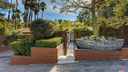 HGTV designer Jamie Durie offers up his Laurel Canyon oasis - Los Angeles Times