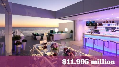 The many moods of architect Richard Landry's Malibu beach house