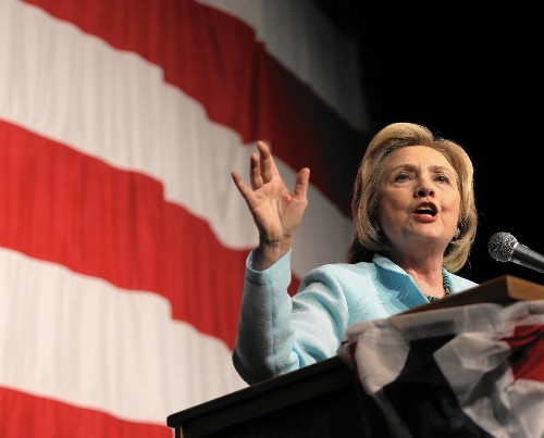 Why Clinton's email problem won't go away