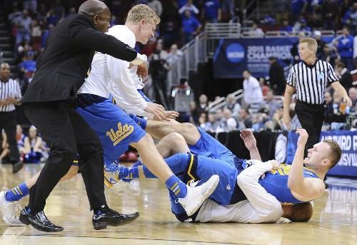 UCLA advances past SMU on controversial finish