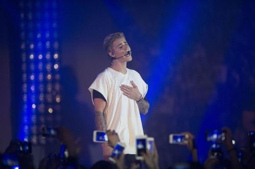 Justin Bieber headlines Calvin Klein's Hong Kong concert