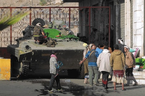 Yemen and Houthi rebels reach deal to end violence