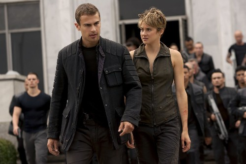 Box Office: 'Insurgent' goes into weekend with a strong start