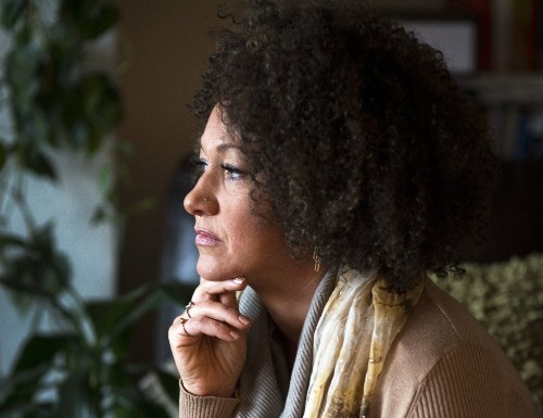 After quitting NAACP, Rachel Dolezal turns to hairstyling; Hillary Clinton asked about grooming