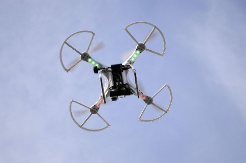California Assembly approves limits on drones, paparazzi