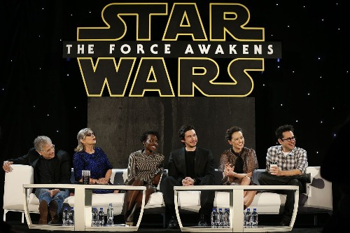 Watch the entire 'Star Wars: Force Awakens' junket now - Los Angeles Times