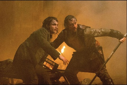 Daniel Radcliffe and James McAvoy can't prop up a soulless 'Victor Frankenstein' - Los Angeles Times