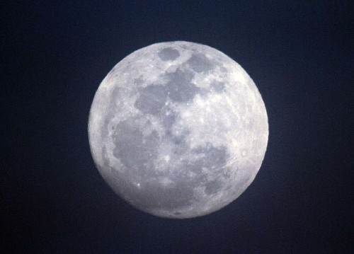 Look up! First 'supermoon' of the summer rises Saturday night - Los Angeles Times
