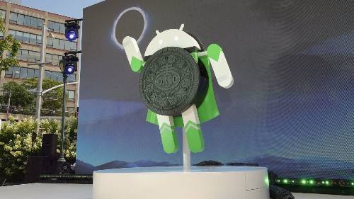 Google's newest Android operating system gets its official name: Oreo - Los Angeles Times