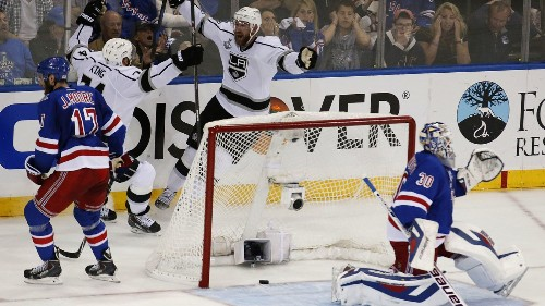 Kings on verge of second Stanley Cup title after 3-0 win over Rangers - Los Angeles Times