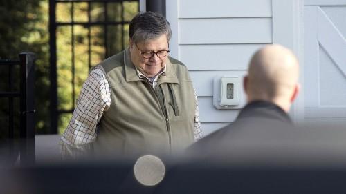 Read Atty. Gen. William P. Barr's summary of Mueller investigation