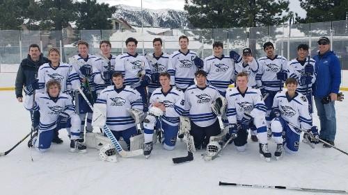 Bishop High hockey reaches JV championship game of Kings high school league