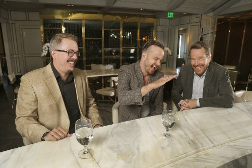 Bryan Cranston, Aaron Paul, Vince Gilligan do a 'Breaking Bad' autopsy - Los Angeles Times