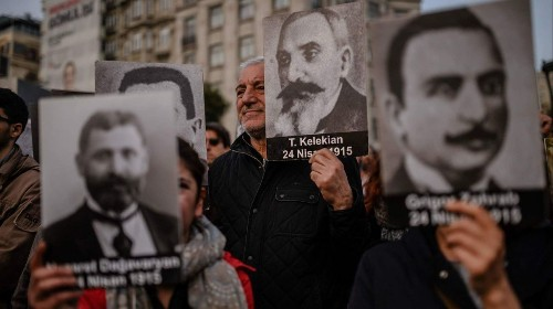 Turkey urges study of its archives in its dispute of Armenian genocide