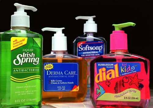 Triclosan linked to liver damage, cancer in mice