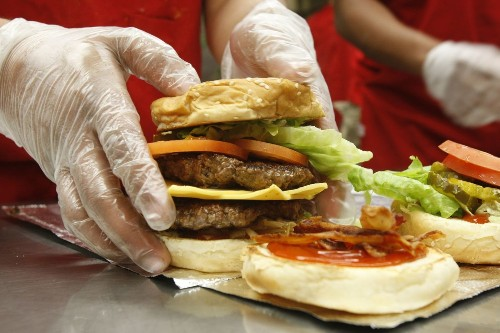New American diet report card shows we're just barely passing - Los Angeles Times