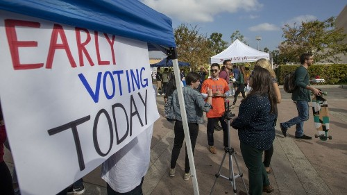 Is California's new voting system a success? We may not know until 2020