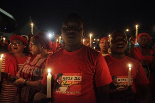 U.S. officials frustrated by Nigeria's response to girls' kidnapping - Los Angeles Times