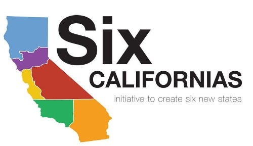 Silicon Valley investor wants to split California into six states - Los Angeles Times