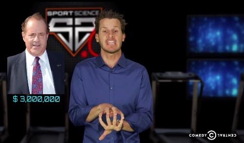 Daniel Tosh blasts ESPN, accuses network of stealing segment
