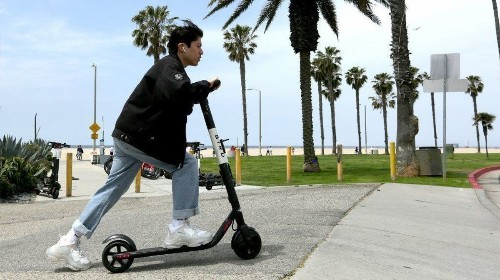 Bird buys Scoot — and a back door into San Francisco's rental scooter market