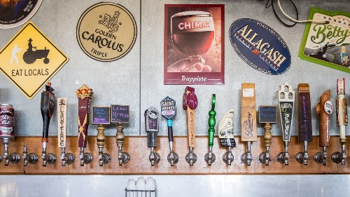 Here's a reason to celebrate: America's craft breweries are at an all-time high