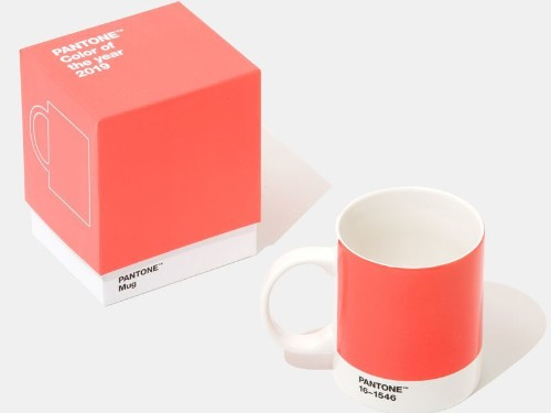 Pantone's Color of the Year for 2019 is 'life-affirming' Living Coral