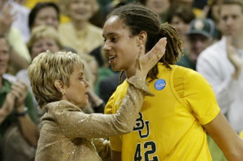 Brittney Griner says Baylor is not supportive of gay athletes - Los Angeles Times