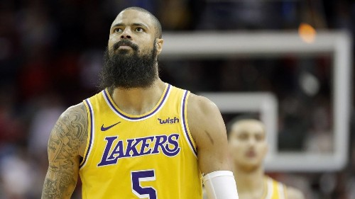 Tyson Chandler: Lakers' season was derailed by 'the perfect storm'