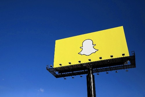 How Snapchat is targeting the over-35 crowd