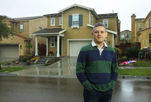 This company will help with a down payment, but it wants a stake in your new home
