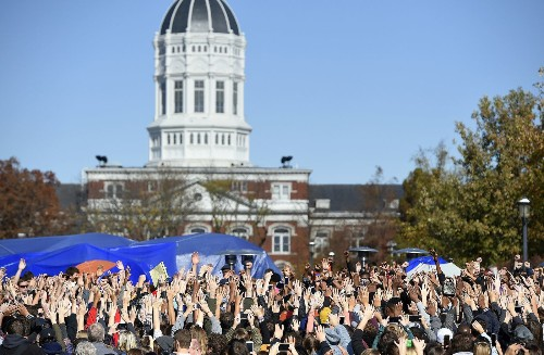The last 58 days at the University of Missouri