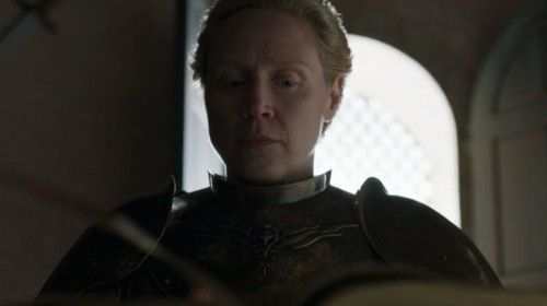 'Game of Thrones' finale: What Brienne wrote about Jaime Lannister