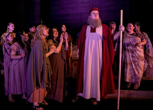 Review: L.A. Opera's 'Moses' finds its sonic power with the voice of the community