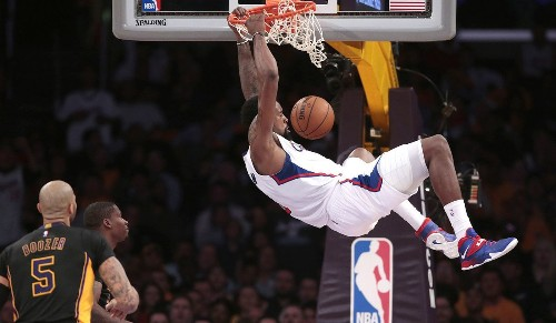 Clippers' DeAndre Jordan goes above and beyond for the team - Los Angeles Times