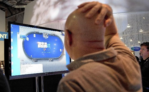 Will PokerStars be dealt out of legalized online poker in California?
