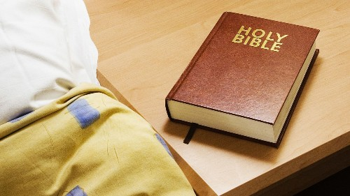 More hotels are checking out of the Bible business