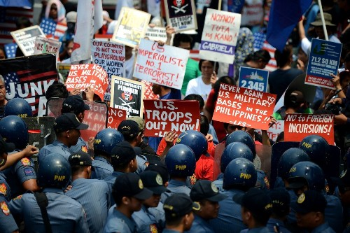 U.S., Philippines accord to allow greater American military presence