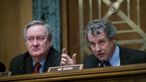 Some Democrats are ready to loosen tough bank regulations put in place after the financial crisis