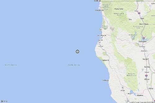 Earthquake: 4.3 quake strikes near Capetown, Calif.
