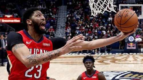 Anthony Davis saga continues in New Orleans as Pelicans fire GM Dell Demps